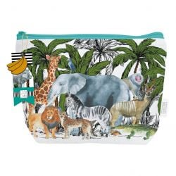 Kids Toiletry Bag Safari