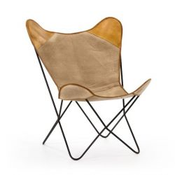 Kenia Arm Chair | Natural