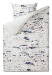 Bettbezug 135 x 200 cm + Kissenbezug | Marmor