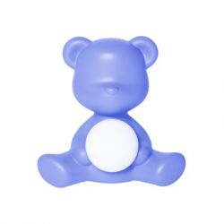 Lampe LED Teddy Girl | Bleu
