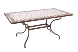 Outdoor Dining Table Duke