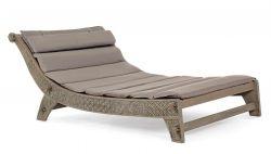 Outdoor-Tagesbett mit Kissen Sanur