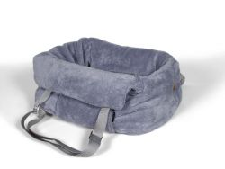 Teddy Bear Travel Bag | Grey