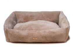 Teddy Bear Bed | Beige