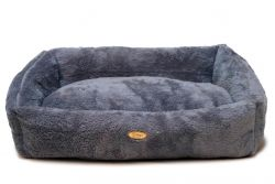 Teddy Bear Bed | Grey