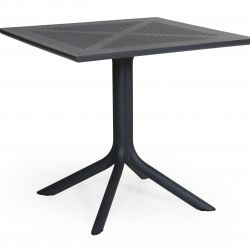 Coffee Table Clip 80 x 80 | Anthracite