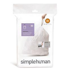 Abfallbeutel Code H   30-35 L   20 Stück