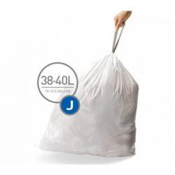 Waste Bag Code J | 38-40 L | 20 Pieces
