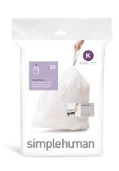 Waste Bag Code K | 35-45 L | 20 Pieces