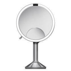Mirror Sensor Touch Control Trio | Zilver