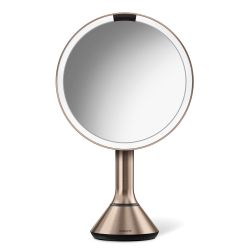 Mirror Sensor Touch Control | Rose Gold