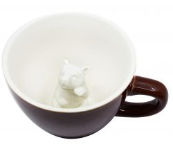 Creature Cup Earth Bear | Brown