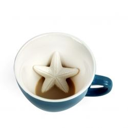 Creature Cup Sea Star Fish | Blue