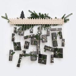 Adventskalender met Kerstboompje