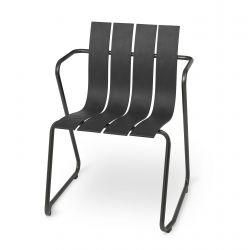 Outdoor Chair Ocean | Black