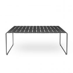 Outdoor Table 4 People Ocean | Black