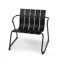 Outdoor Lounge Chair Ocean | Black