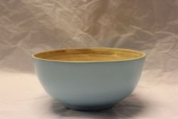 Bamboo Gunilla Bowl Light Blue