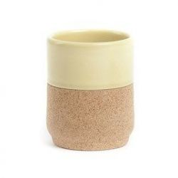 Set van 2 thee/koffie tassen pistache