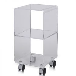 Chariot Vega Multy XS | Transparent