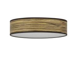 Deckenlampe Ocho L 1 C | Zebrano