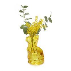 Vase Sphinx Chat 15 cm | Ambre