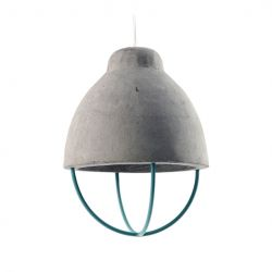 Pendant Lamp Marie | Grey & Green