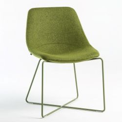 Mishell Chair | Crossed Legs
