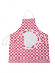 Apron Mini Red