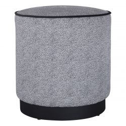 Round Stool Bobo | Dark Grey