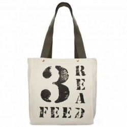 Feed Read 3 Bag