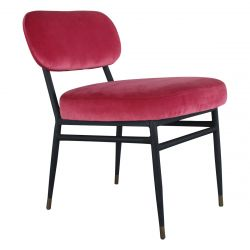Loungechair Rens 5013-33  Goldy Cup | Red