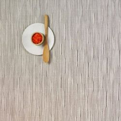 Rectangle Placemat | Vinyl Bamboo | Chalk