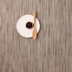 Rectangle Placemat | Vinyl Bamboo | Dune