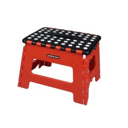 Tabouret James | Rouge