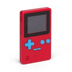 Retro Handheld Console 150 Games Included | Red