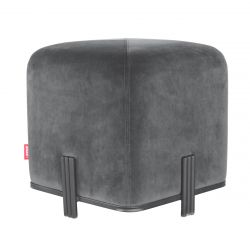Square Stool Stein | Dark Grey