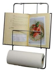 Cook Book Frame | Chroom
