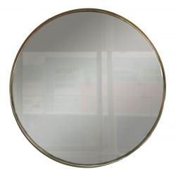 Mirror Voltera D80 | Polished Gold