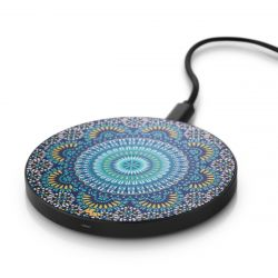 Wireless Charger | Moroccan Mosaic / Black