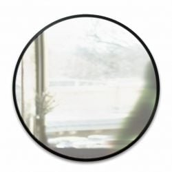Spiegelnabe 61 cm | Schwarz