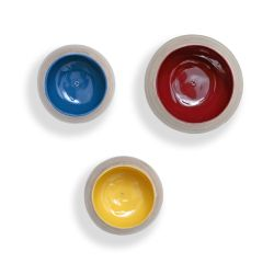 Set of 3-color NUA Nests