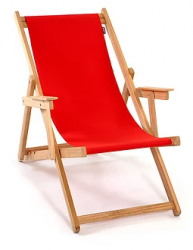 Beach Chair | Red