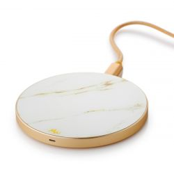 Wireless Charger | Cararra Gold / Gold