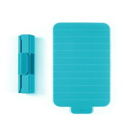 Rollable Cutting Board Roll | Light Blue