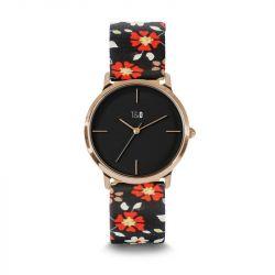Frauen-Uhr Nectar 34 | Schwarz