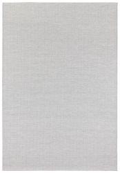 Flatweave In- & Outdoor Carpet Milau | Light Grey Cream