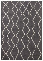 Design Carpet Vienne | Dark Grey Cream