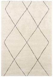 Teppich Massy | Creme Grau