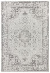 Flatweave In- & Outdoor Carpet Cenon | Cream